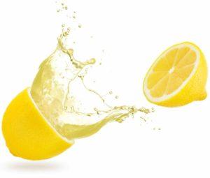 Ekologisk citron