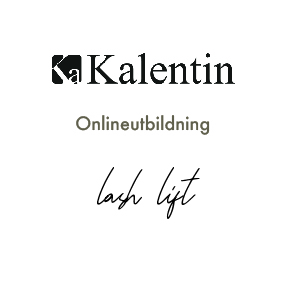 Onlineutbildning lashlift